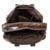 Sacos de Marca Bolsas de couro Pasta Portfolio Tote Homem Zíper Dos Homens Ombro Mensageiro Saco de Couro Genuíno Bolsa Para Laptop Maleta