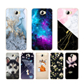 CaseRiver 5.0 Huawei Y5 II Case Cover Soft Silicone Russia Version Huawei Honor 5A LYO-L21 Case Huawei Y5 II Y5II Phone Back