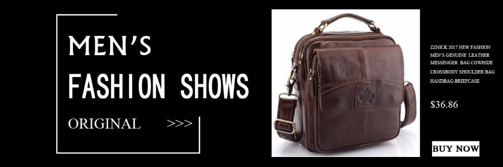 5b0e73fdd7d6d ZZNICK 2017 New Men s Messenger Bag Men Genuine Leather Business ...