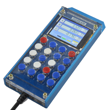 цена на High configuration mach3 manual control full function serial interface for cnc drilling machine
