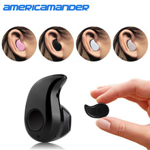V4.1 Mini Style Wireless Bluetooth Earphone Headset S530 Sport Headphone Phone With Micro Phone For Iphone Mobile Phone PC