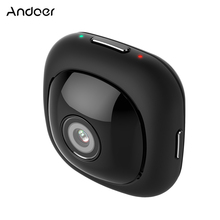 Andoer G1 Super Mini Camera Wifi Full HD Pocket Camera 1080P Action Camera Handheld 8MP Wide Angle Auto Selfie W/APP Remote