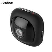 Andoer G1 süper Mini kamera Wifi Full HD cep kamera 1080P eylem kamera el 8MP geniş açı otomatik Selfie W/APP uzaktan
