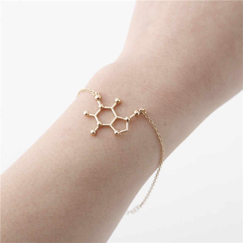 Картинки по запросу серебряная цепочка с химическими символами гормонов
