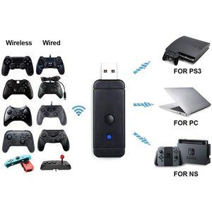 Image 2 - JYS אלחוטי בקר מתאם ממיר מאפשר לשימוש של PS/PS4/XBOX בקרים עם נין מתג או מחשב