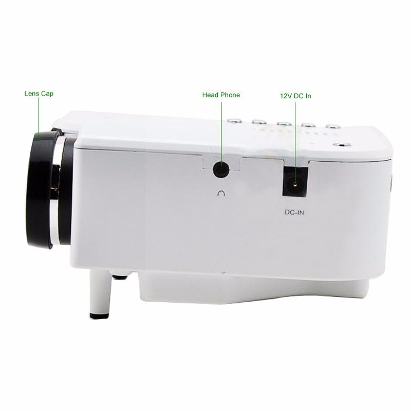 Original-UC28-Portable-LED-Projector-Cinea-Theater-PC-Laptop-VGA-USB-SD-AV-HDMI-Input-White (2)