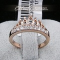 2016 New Sale Real Italina Rings for women Genuine Austria Crystal   Fashion Ring #RG94929
