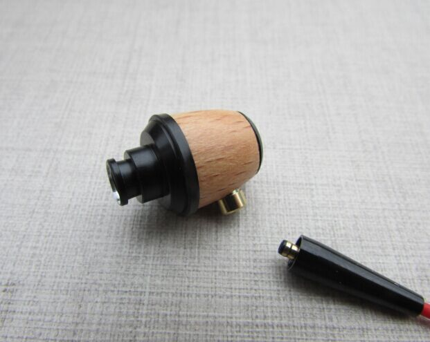 DIY 10mm wood ear shell Separated