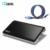 DCAE Nuevo Banco Móvil 12000 mAh powerbank cargador portátil de Batería externa 12000 mAH cargador de teléfono móvil poderes de Copia de seguridad