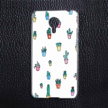 Funny Cactus Potted Plastic Protective Shell Skin Bag Cover Case For Meizu MX4