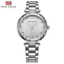 цена на MINIFOCUS Dress Women Watches New 2017 Ladies Luxury Brand Quartz Watch Top Fashion Female Clock Montre Femme Relogio Feminino