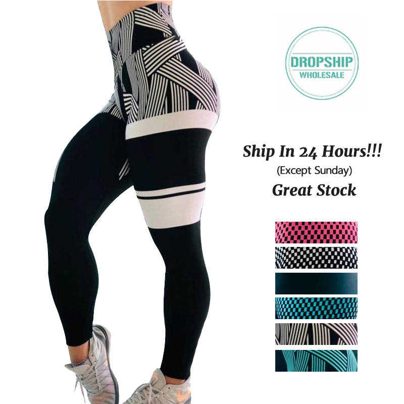 Summer Styles Fashion Hot Women Hot Leggings Digital 3D Print Fitness Sexy Leggins Plus Size Push Up Pants Drop Shipping