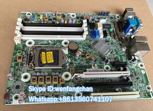 Free shipping Original For 8200 8280 Elite SFF 611834-001 611793-002 611794-000 motherboard Q67 100% tested Free shipping