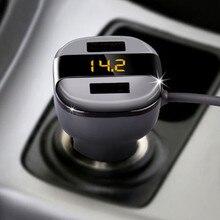 12V-24V 3.4A Fast Charging Car Charger