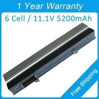 Nieuwe 5200 mah laptop batterij CP296 CP284 FM335 FM338 0FX8X HW900 G805H 312-0822 voor dell Latitude E4310 E4300