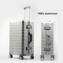 """Travel tale дешевые алюминиевый туристический костюм чехол 2"""" Спиннер 20"""" Бизнес багаж на колесиках, чехол на колесе"""