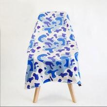 Fashion Camouflage Style Baby Blanket Newborn Coral Fleece Flannel Thickening Children Air Conditioning 75*100cm
