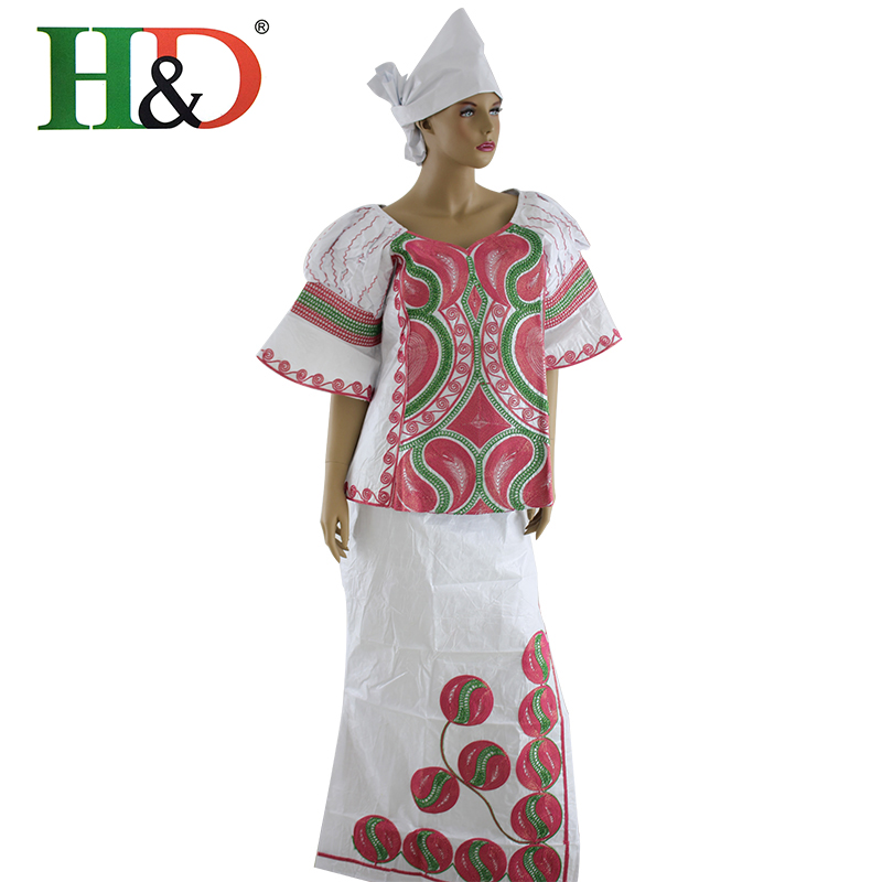 Aliexpress.com  Buy African Traditional African Dresses For Women Embroidery Fabric Cotton ...