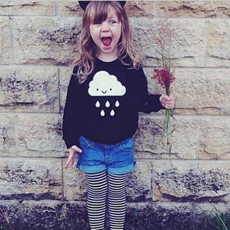 Baby-t-shirt-Girls-Bottoming-Shirt-springautumn-Large-Cloud-Clouds-Rain-long-sleeved-Cotton-Sweatshirt-Kids-Clothing-pants-2pc-1
