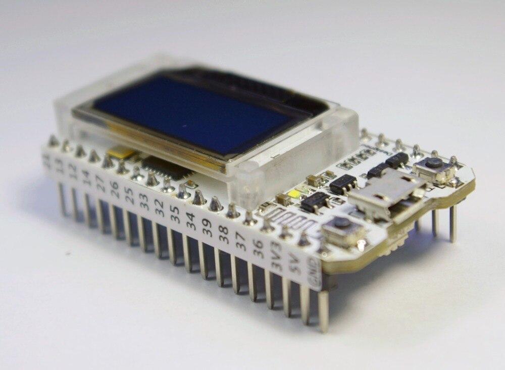ESP32 SX1278 LoRa 0.96 Inch Blue OLED Display Bluetooth WIFI Lora Kit 32 Module IOT Development Board for Arduino w/Antenna