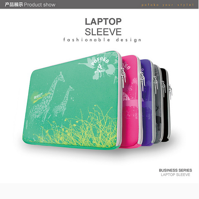 """14""""inch 16:9 laptop bag notebook computer bags protective liner"""