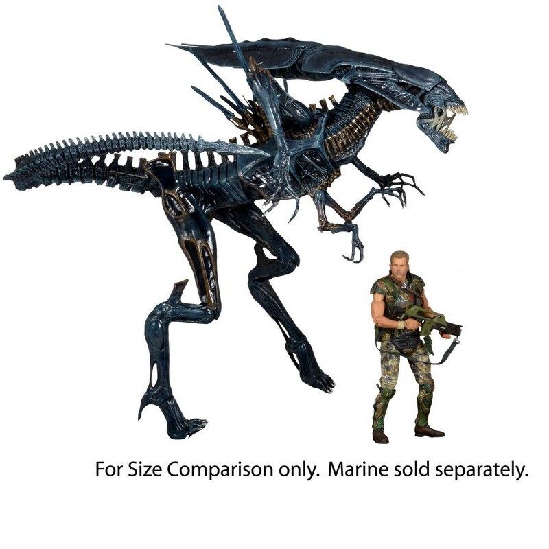 NECA Queen Action Figure Model Toy Movie Aliens Statues