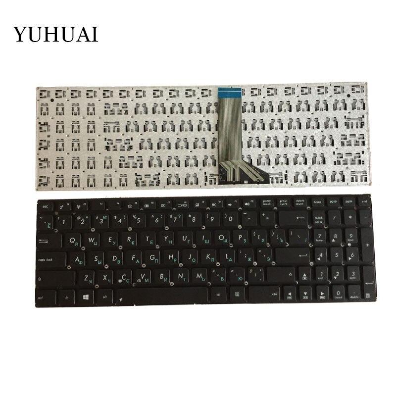 Russe clavier d'ordinateur portable pour ASUS x551 X551M X551MA X551MAV F550 F550V X551C X551CA RU clavier noir