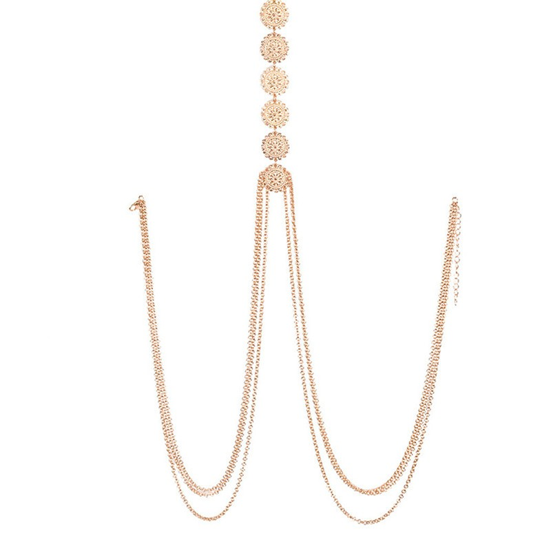 HTB1tyZ2MVXXXXa2apXXq6xXFXXXs Multi Circle Pendant Body Chain in Gold