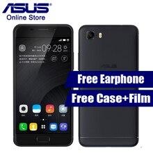 2017 Asus Zenfone Peg ASUS 3 S Max (ZC521TL) Android 7.0 3 ГБ 64 ГБ мобильный телефон 5000 мАч 5.2 дюймов Восьмиядерный отпечатков пальцев ID FDD LTE