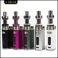 Подлинная Eleaf iStick 75 Вт Пико TC Starter Kit Мини 2 мл Atomier Испаритель Обновление мини eleaf электронной сигареты комплект