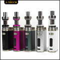 Genuino eleaf istick 75 w pico tc starter kit mini 2 ml atomier firmware actualizable mini eleaf cigarrillo electrónico vaporizador kit