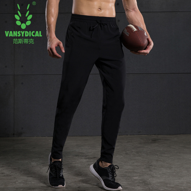Night Reflective Male Tracksuit Bottoms Gym Pants Men Workout Jogging Pants Men Sportswear Joggers Sports Pants Men Trousers 2