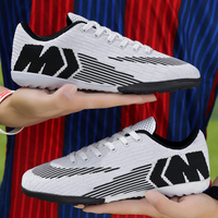 Lion Scream Indoor Superfly Breathable Chuteira Futebol High Quality Men Soccer Shoes Superfly Original TF Kids Football Boots|Soccer Shoes| |  -