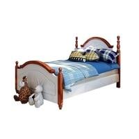 Children Crib Puff Asiento Litera Baby Yatak Muebles Infantiles Cama Infantil Lit Enfant Wood Wooden Bedroom Furniture Kids Bed