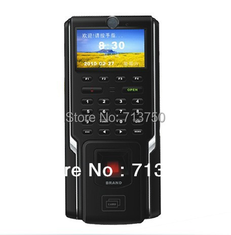 Biometric Fingerprint Access Control Attendance Machine Digital Electric RFID Reader Scanner Sensor Code System For Door Lock