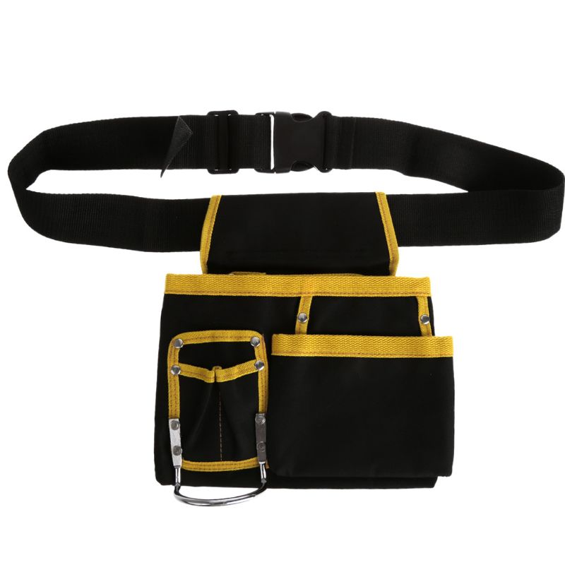 Multi-functional Electrician Tools Bag Waist Pouch Belt Storage Holder Organizer free ship 15