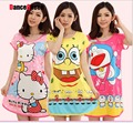women's pajamas Four kinds of patterns sleepwear for lady free shipping hello kitty women onesies for adults