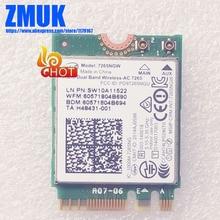 Ин Dual Band Беспроводной-AC 7265 WiFi + BT4.0 комбо карты для Lenovo YOGA 3 Pro-1370 серии, FRU SW10A11522