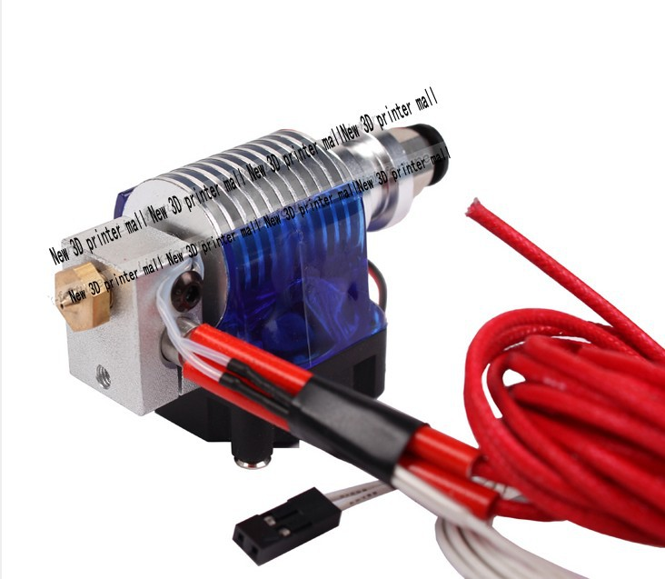 E3D V6 Hot End Full Kit 1.75mm 12V Bowden//RepRap 3D Printer Extruder Parts