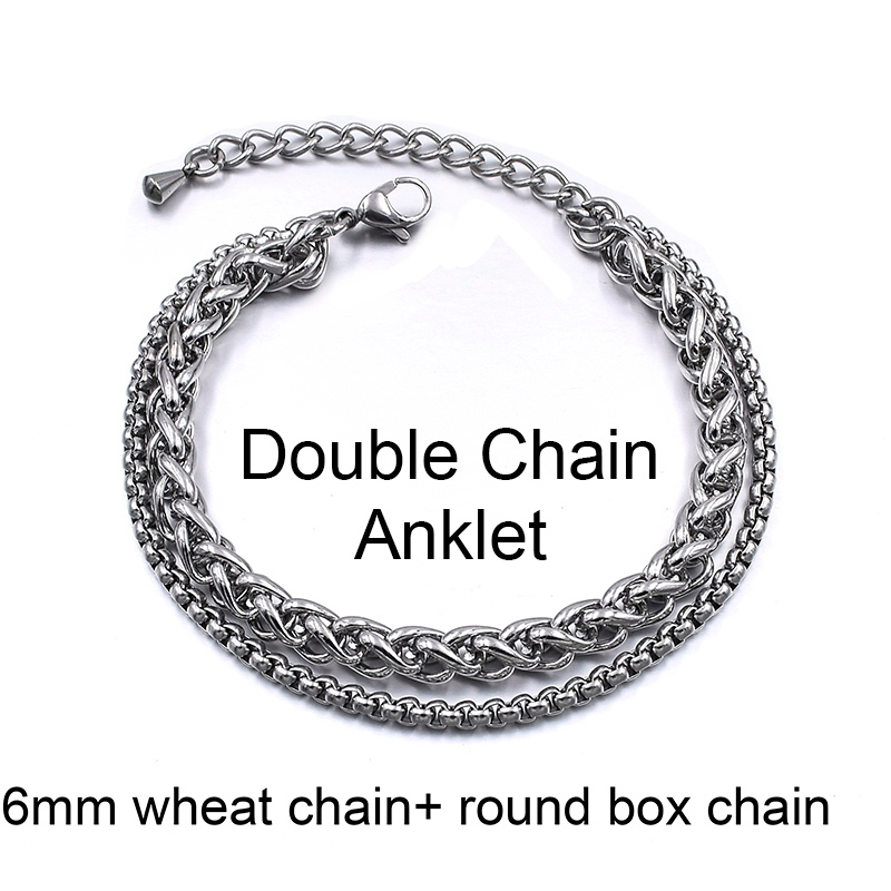 6mm Wheat Double