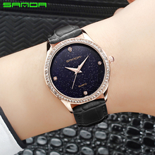 SANDA Woman Watches 2018 Brand Luxury Famous Female Wrist Watch Ladies Clock Montre Femme Relogio Feminino bayan kol saati 214