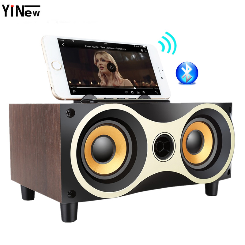 Portable Bluetooth Speaker Column Bass Stereo Subwoofer Wireless Desktop Speaker FM Radio AUX FM USB Music Player Boom Box caixa стоимость