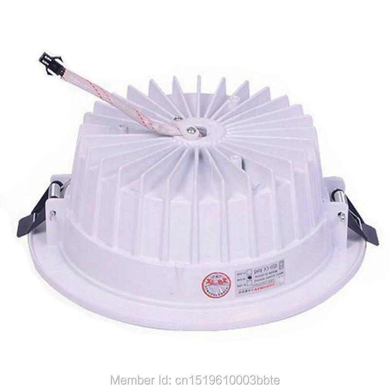 12PCS COB LED Down Light Light Dimmable LED Downlight 5W 7W 12W 18W - LED լուսավորություն - Լուսանկար 5