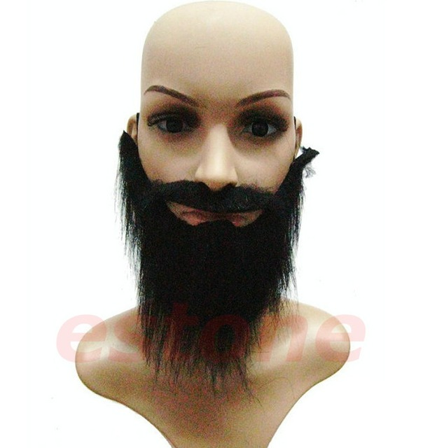 Wholesale Funny Costume Fancy Party Halloween Fake Beard Moustache Mustache Facial Hair In Party Diy Decorations From Home Garden On Aliexpress Com