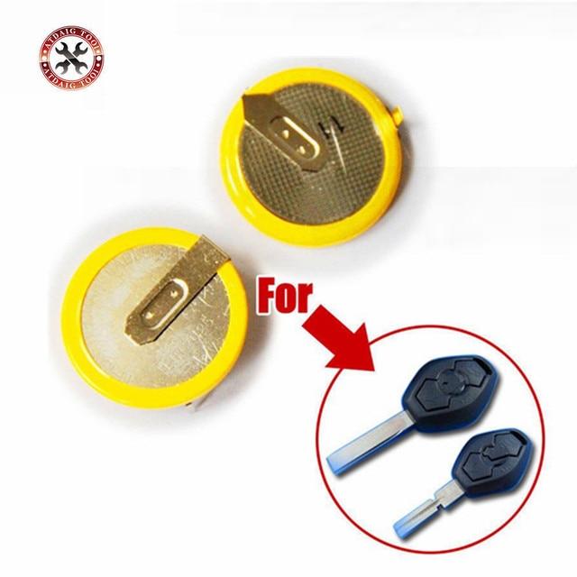 Us 11 25 5 Off 10pcs Lot Lir2025 Replacement Battery For Bmw E46 E39 X3 X5 E46 E38 E39 Remote Key Fob Auto Remote Keys Battery 3 6v In Car