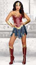 купить Movie Justice League Wonder Women Outfit Bodysuit Halloween Adult Ladies Diana Prince Cosplay Costume Fancy Dress дешево