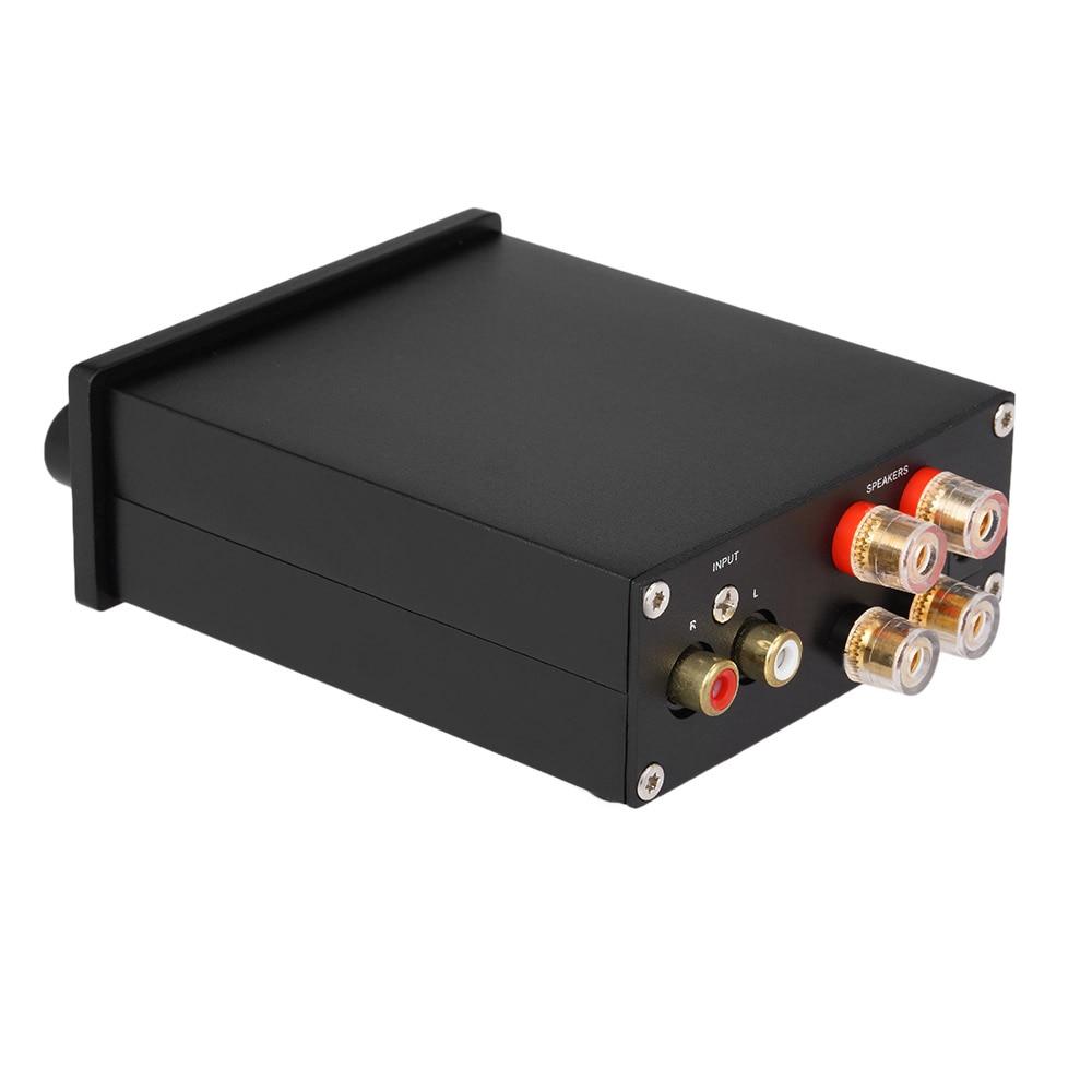 50 W Mit Power Adapter Um Das KöRpergewicht Zu Reduzieren Und Das Leben Zu VerläNgern Digitale Audio Power Verstärker Bluetooth 4,0 Mini Hifi Audio Receiver Stereo Amp Dual Kanal 50 W Tragbares Audio & Video