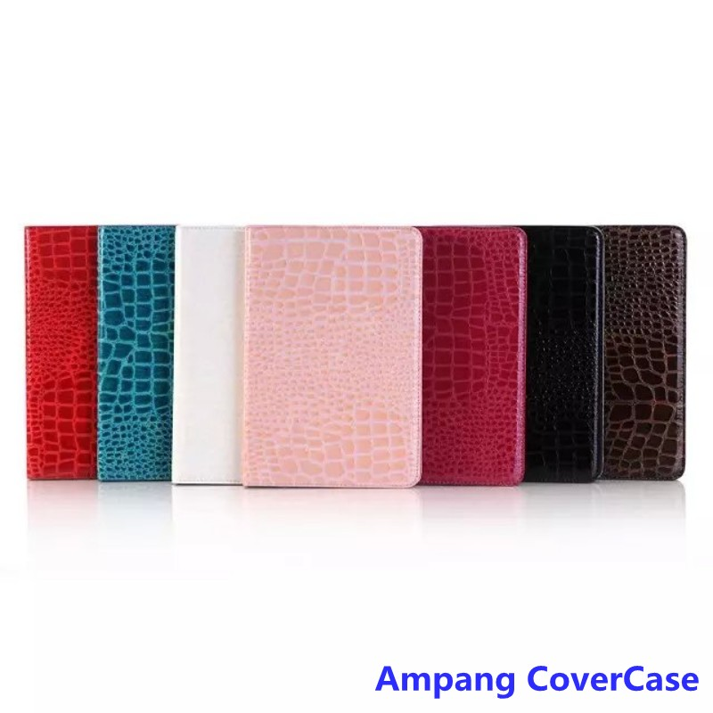 New Cover for iPad mini 4 Case Ultra Thin Crocodile PU Leather for iPad mini 4 Cases High Quality Stand Cover For iPad Mini 4 case cover for goclever quantum 1010 lite 10 1 inch universal pu leather for new ipad 9 7 2017 cases center film pen kf492a