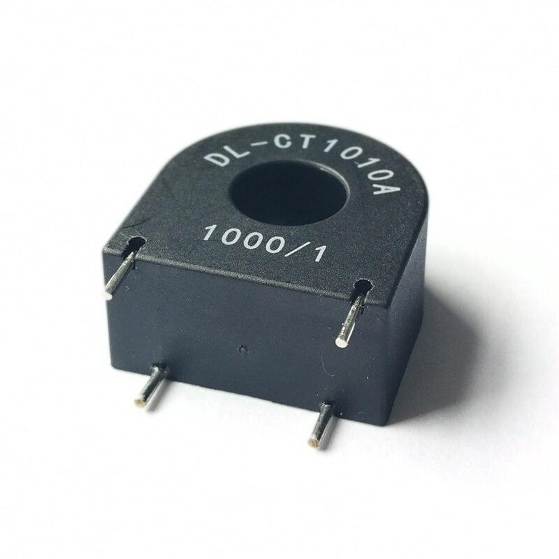 DL CT1010A 10A 10MA20A 20MA Precision Micro Current Transformer 40A 1000 1