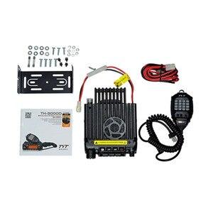 Image 5 - Mới Ra Mắt TYT TH 9000D TH 9000D UHF 400 490 mhz Xe Vô Tuyến Di Động
